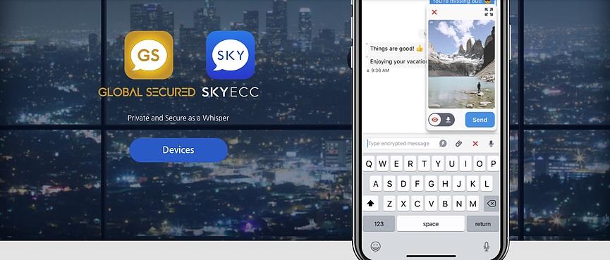 SkyECC For Comprehensive Security