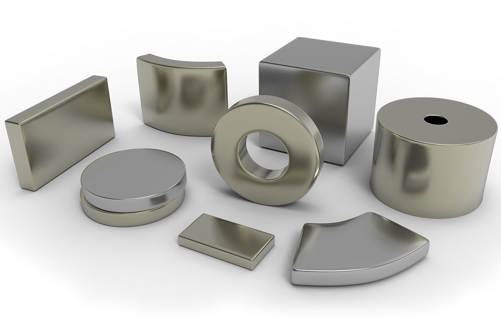 How To Identify The Quality Of A Sintered Nd-Fe-B Neodymium Magnet?