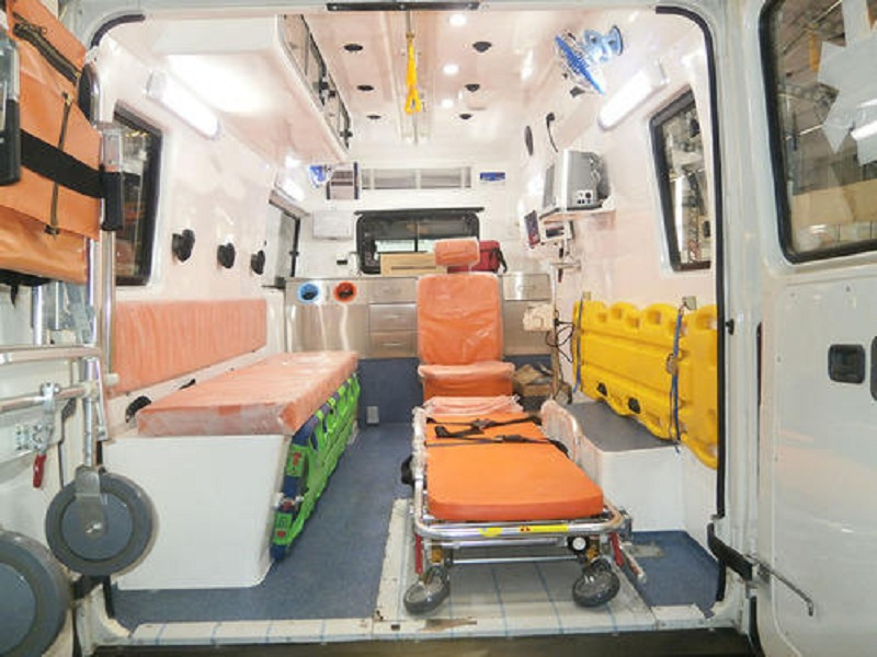 The certified ems equipment is the most trusted among the patients