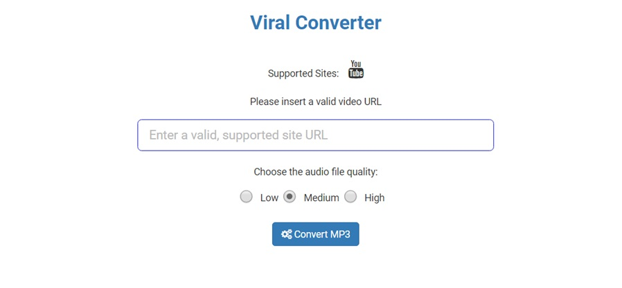Qualities of YouTube MP3 Converter Online
