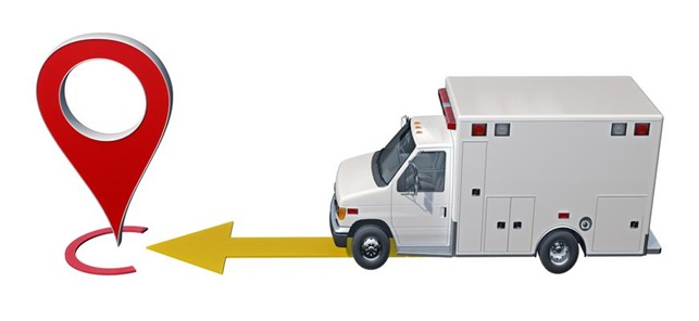 Benefits of GPS Tracking in Emergency Service Vehicles