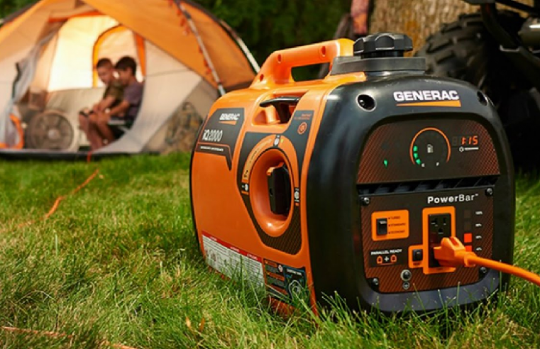 Which are the best camping and RV generator?