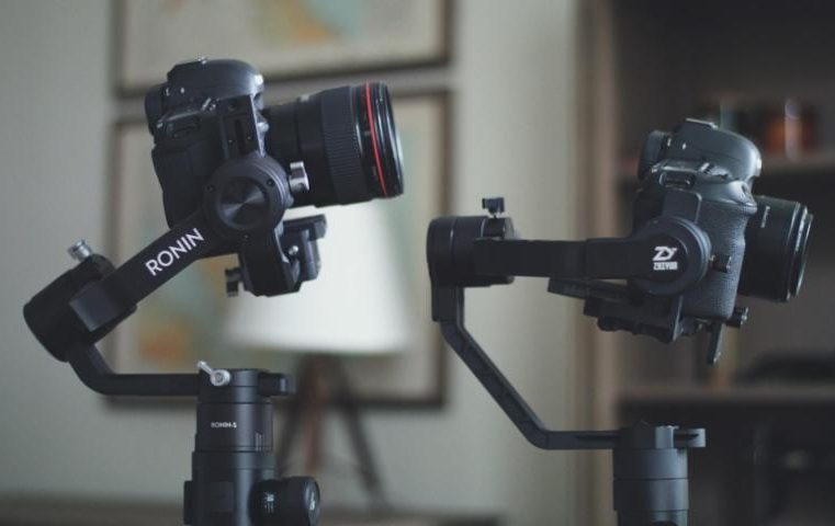 Popular High-Quality Gimbal For Film Making In Good Clarity