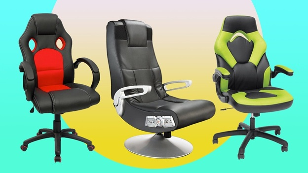 Play Comfortably All Day Long with High-Quality Gaming Chairs