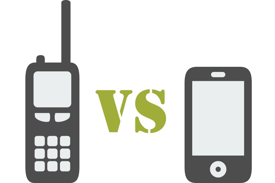 Two-Way Radios vs Mobile Phones