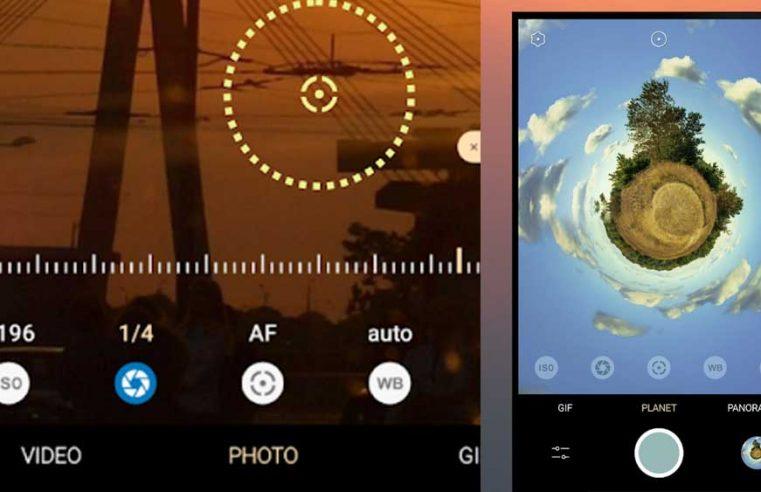 Pixtica – Best Android Camera App